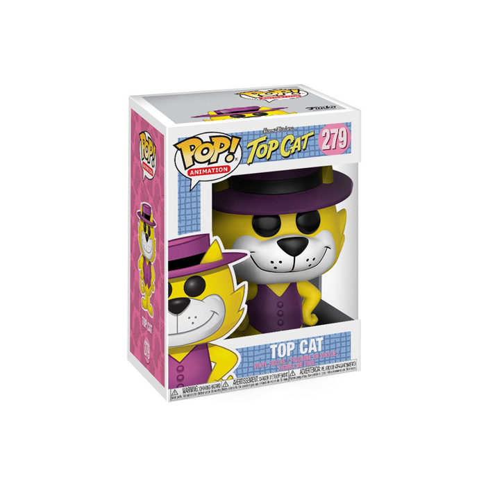 Top Cat Funko Pop