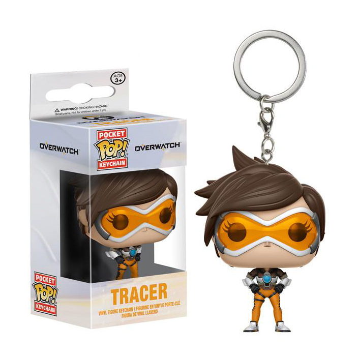 Tracer Pocket Pop Keychain