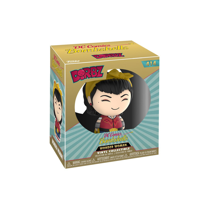 Wonder Woman Bombshells Dorbz