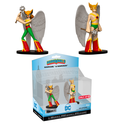 HeroWorld DC 2-pack