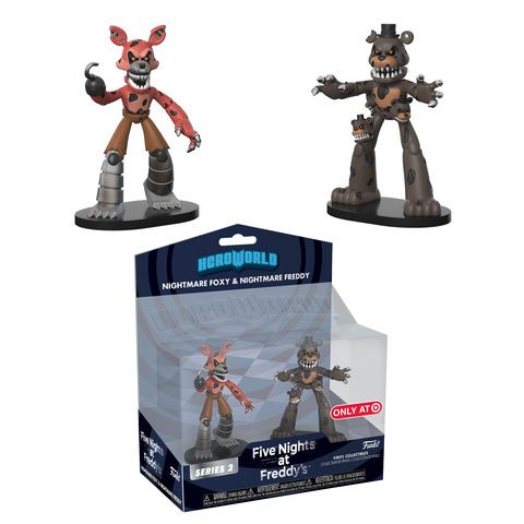 HeroWorld FNAF! 2-pack