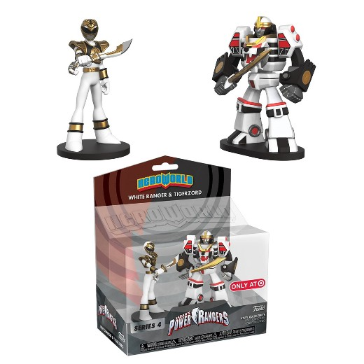 HeroWorld Power Ranger 2-pack