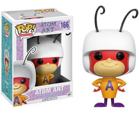 Atom Ant Vaulted