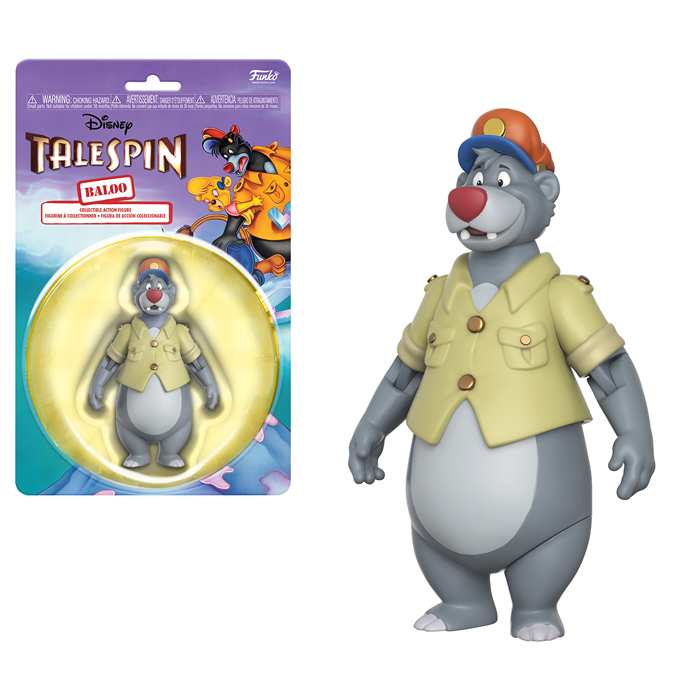 Baloo Action Figure