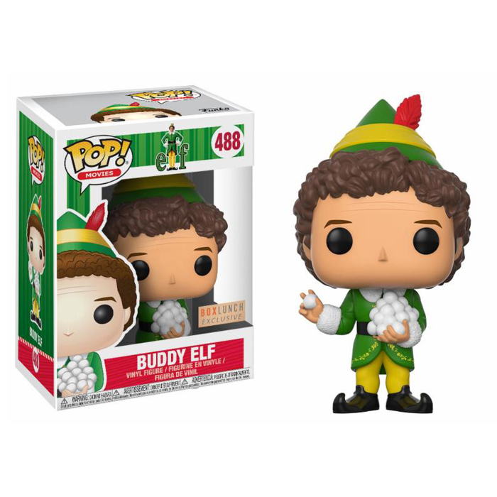 Buddy Elf with Snowballs Exclusive Funko Pop