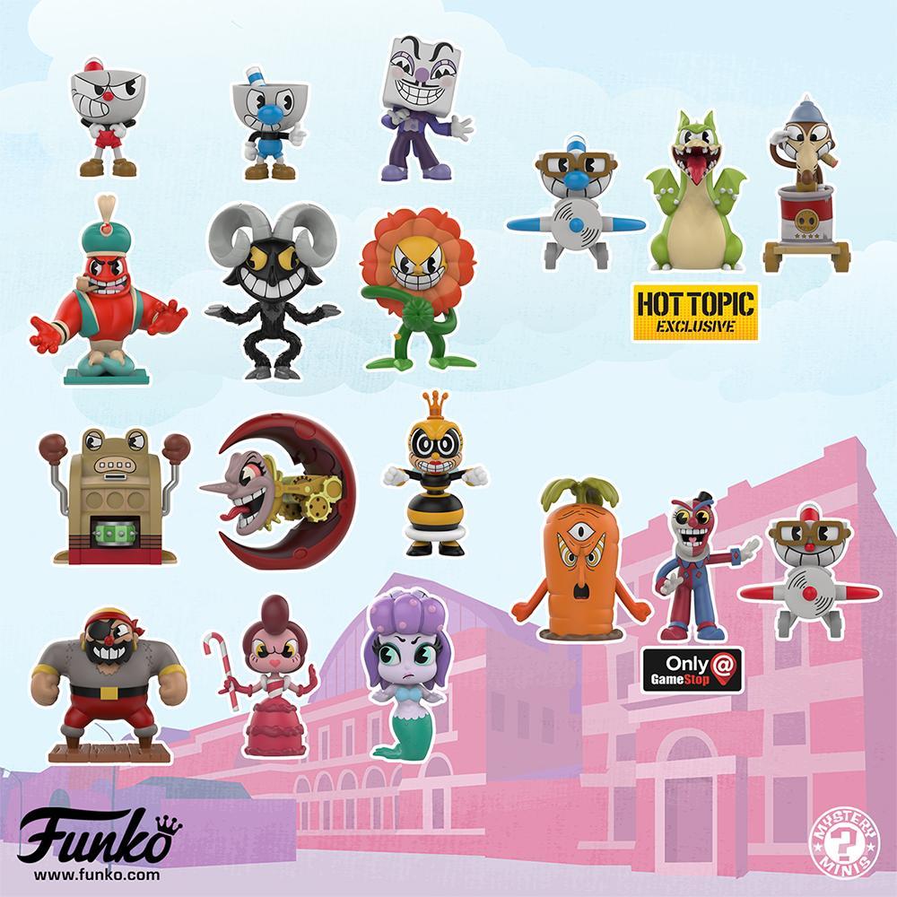 Cuphead toy Fair