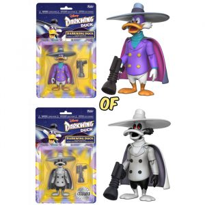 Darkwing Duck Action Figure