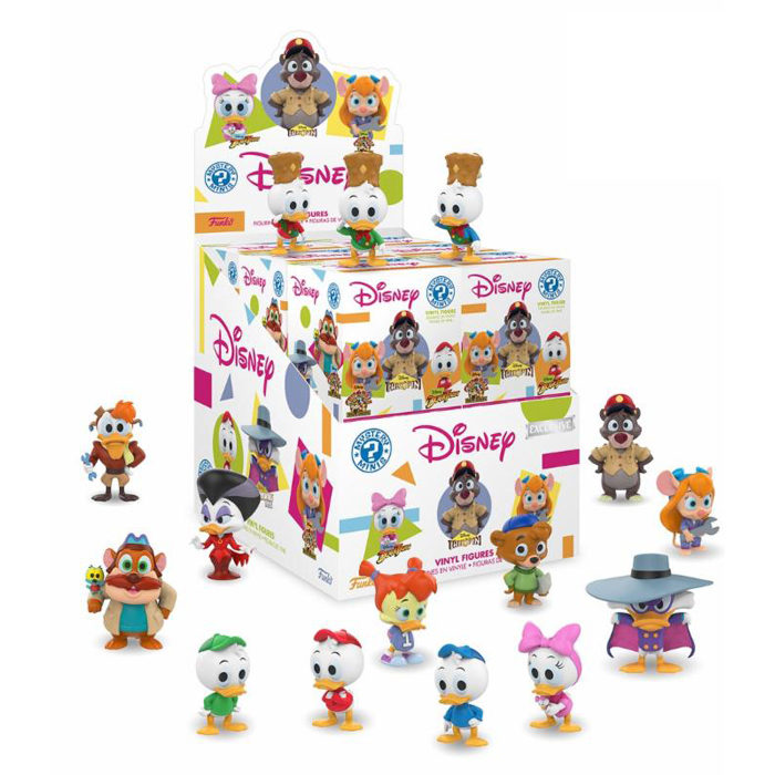 Disney Afternoon Mystery Mini