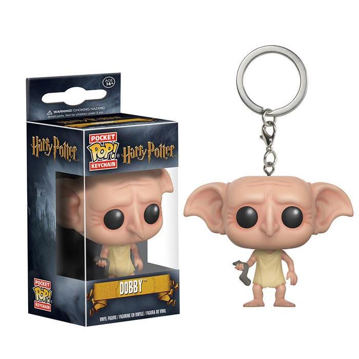 Dobby Pocket Pop Keychain