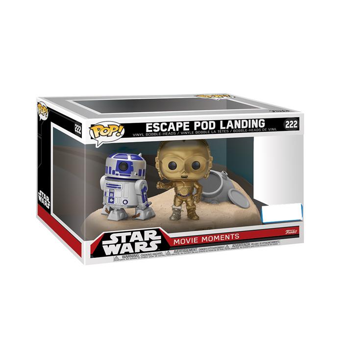 Escape Pod Landing Funko Pop