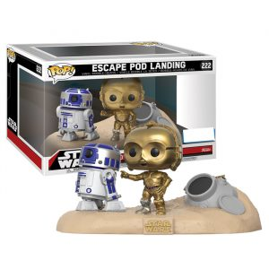 Escape Pod Landing Funko Pop