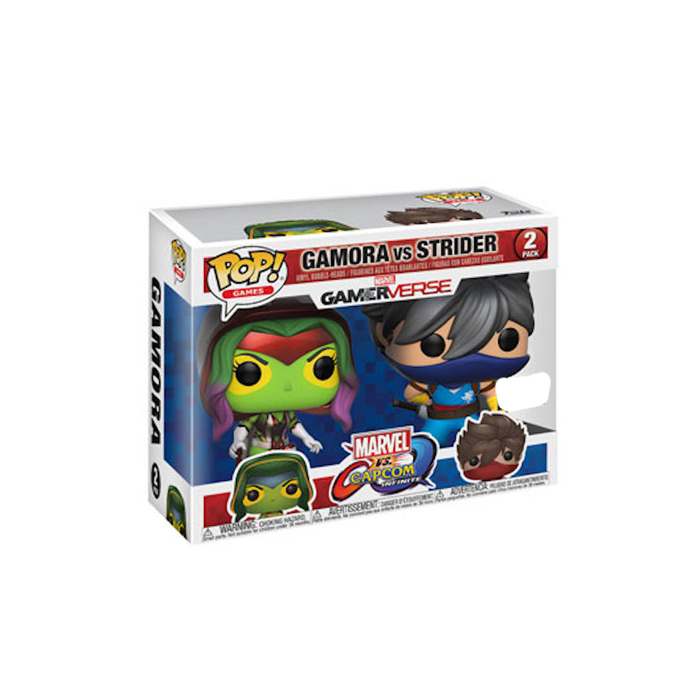 Gamora vs Strider Exclusive Funko Pop