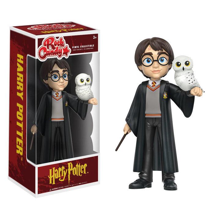 Harry Potter Rock Candy