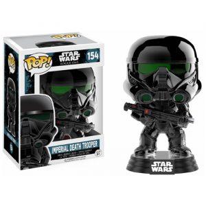 Imperial Death Trooper Chrome Funko Pop