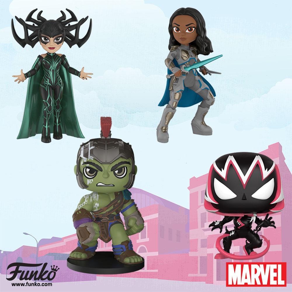 Marvel Toy Fair