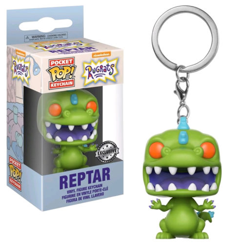 Reptar Exclusive Pocket Pop Keychain