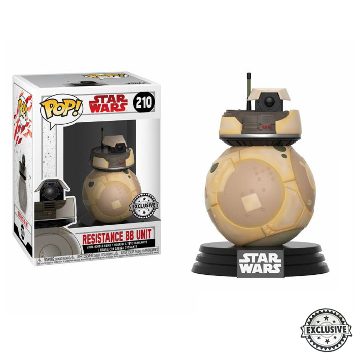 Resistance BB Unit Funko Pop