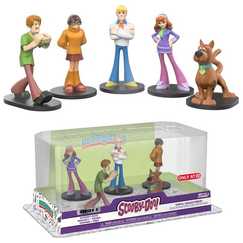 HeroWorld Scooby-Doo! 5-pack