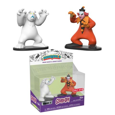 HeroWorld Scooby-Doo! 2-pack