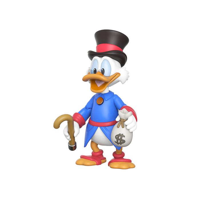 Scrooge McDuck Action Figure