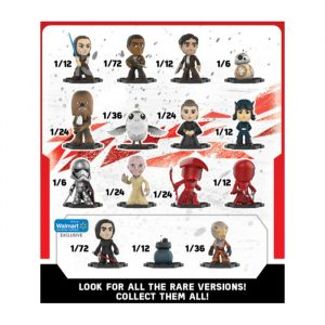 The Last Jedi Exclusive Mystery Mini