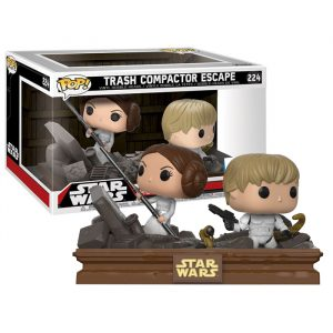 Trash Compactor Escape Funko Po
