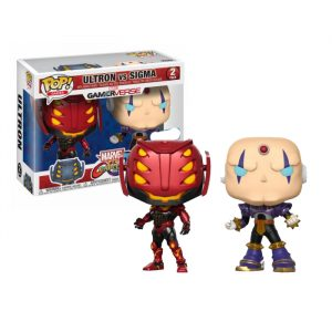 Ultron vs Sigma Exclusive Funko Pop