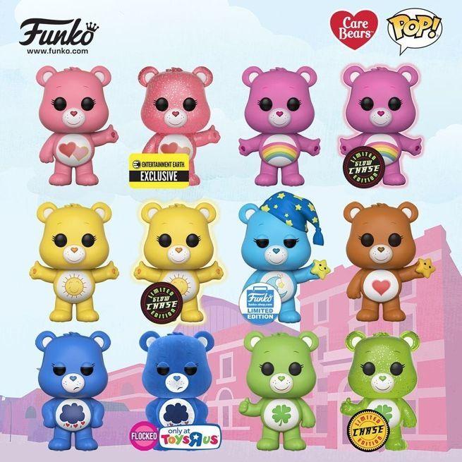 Care-Bears Toy Fair