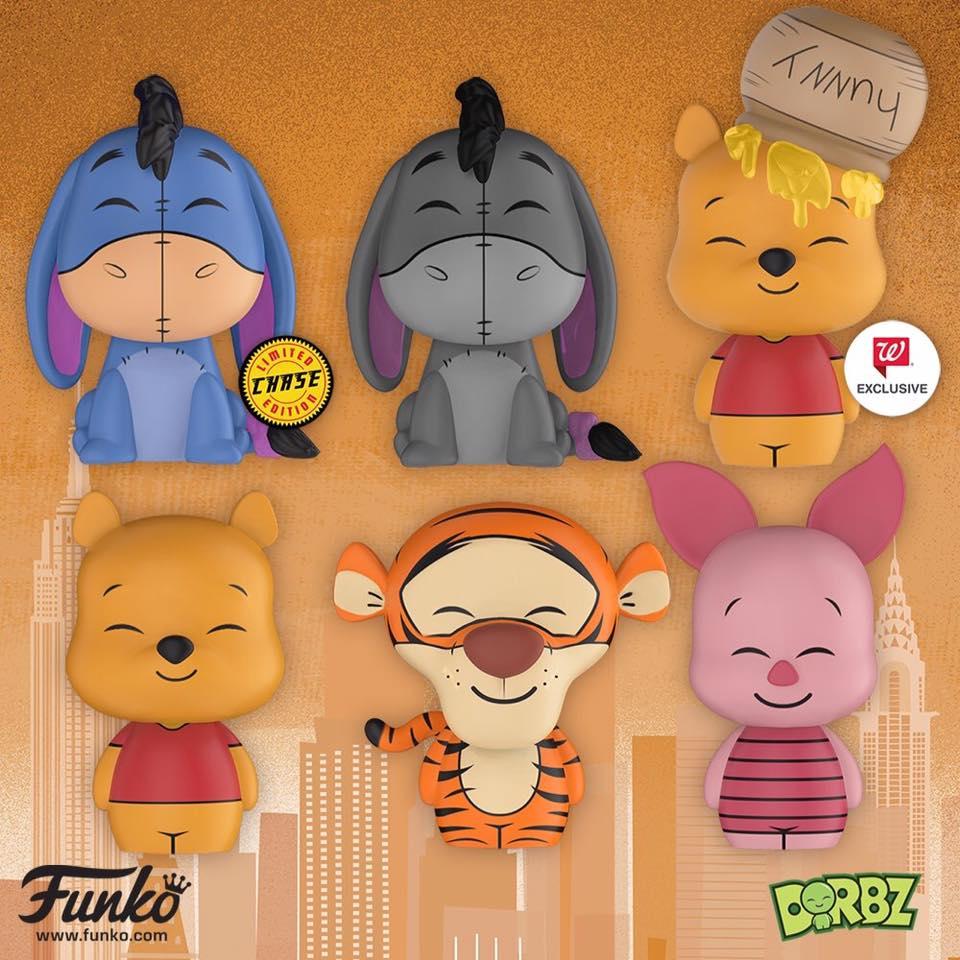 NYTF Winnie de Pooh Dorbz