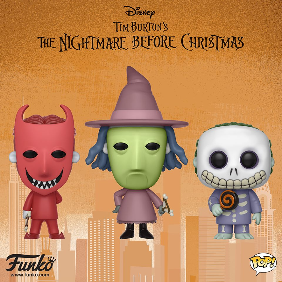 NYTF Nightmare Before Christmas Pop!