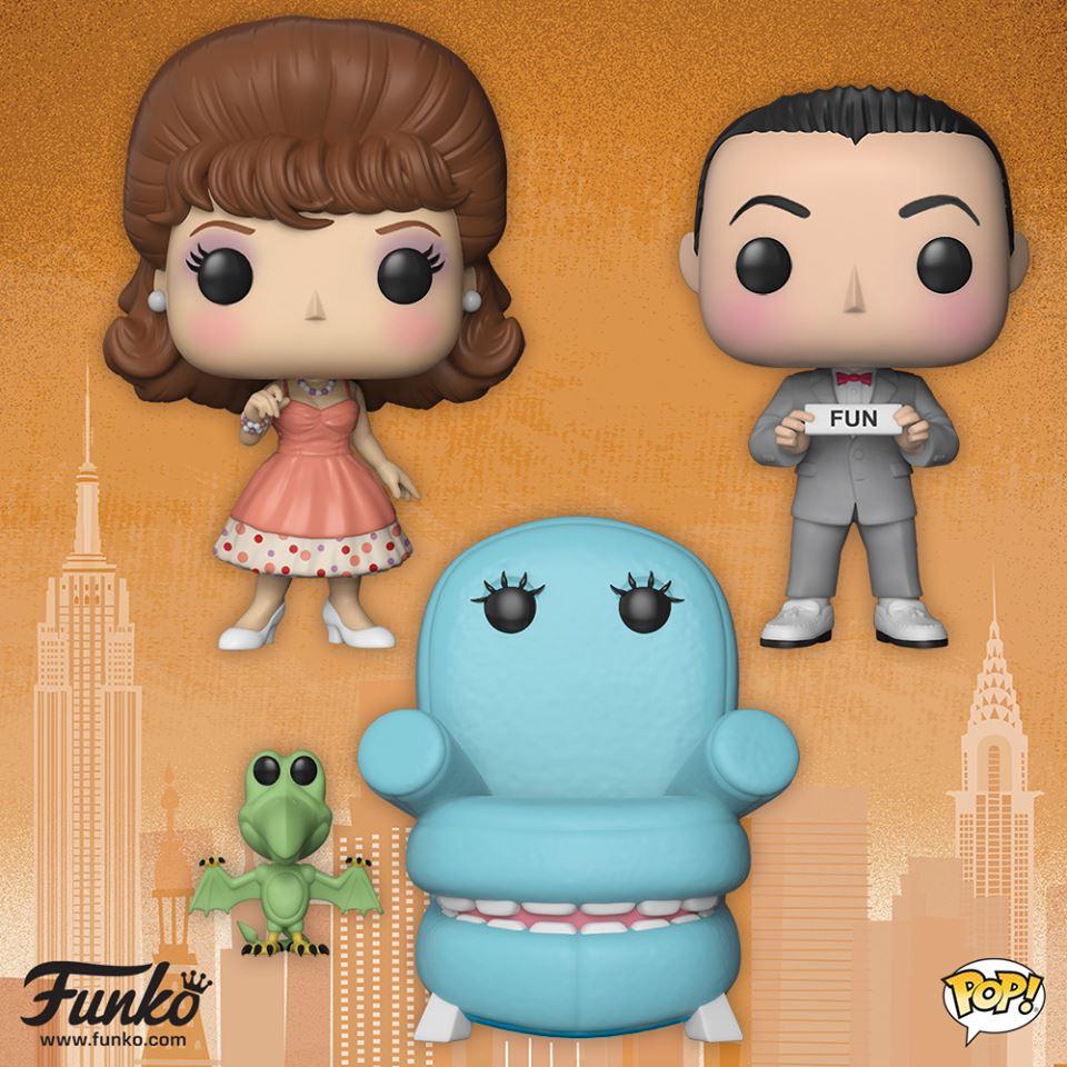 NYTF Pee-wee Playhouse Pop!