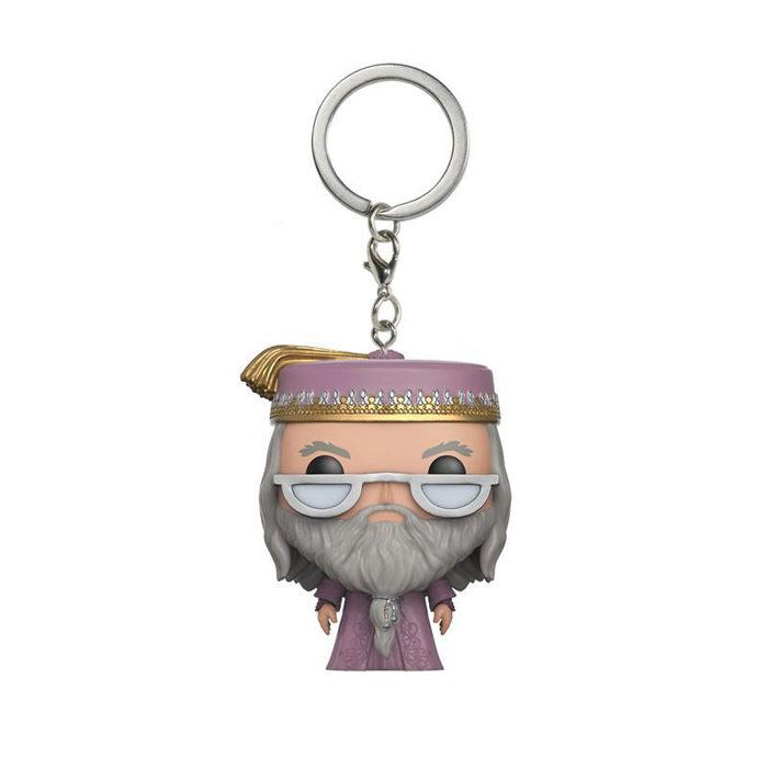 Albus Dombledore Pocket Pop Keychain