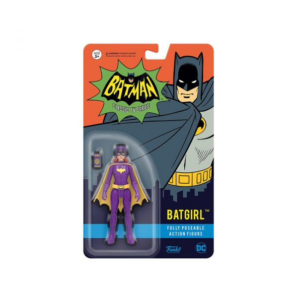Batgirl Action Figure