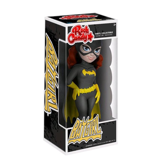Batgirl Classic Black Suit Rock Candy