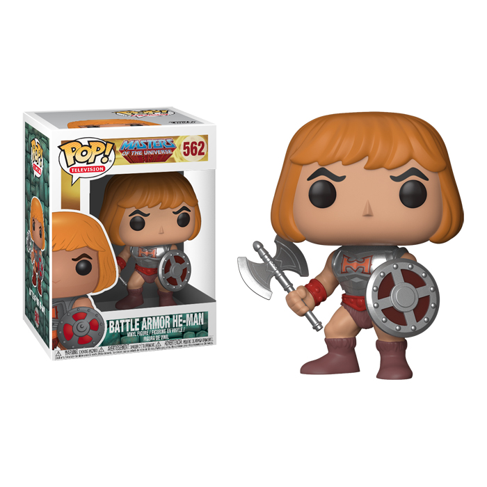 Battle Armor He-Man Funko Pop