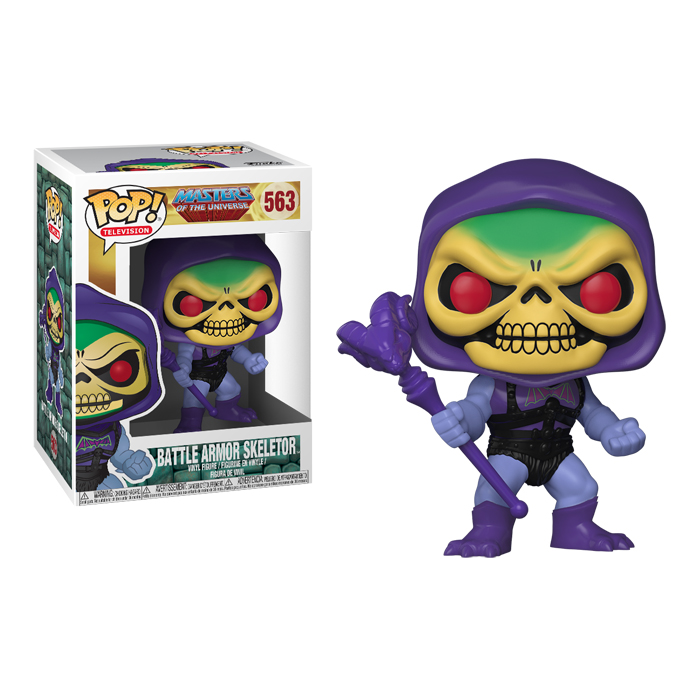 Battle Armor Skeletor Funko Pop
