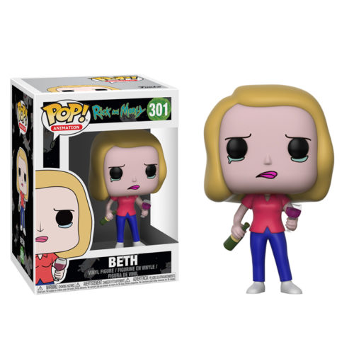 Beth Funko Pop