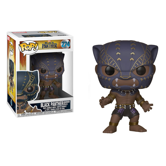 Black Panther Warrior Falls Funko Pop