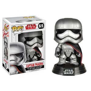Captain Phasma Funko Pop