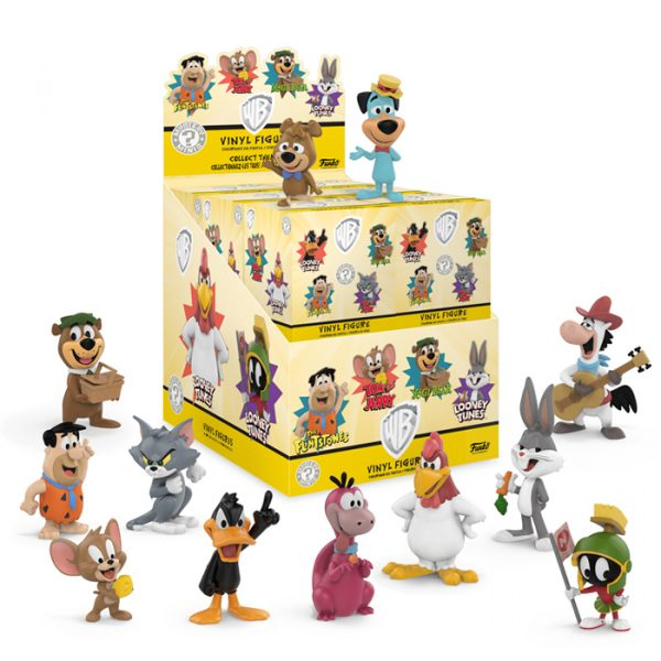 Classic Cartoons Mystery Mini