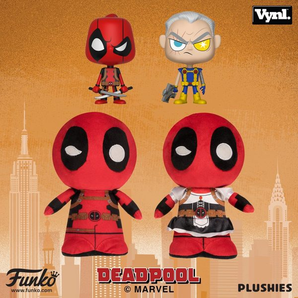 NYTF Deadpool Funko