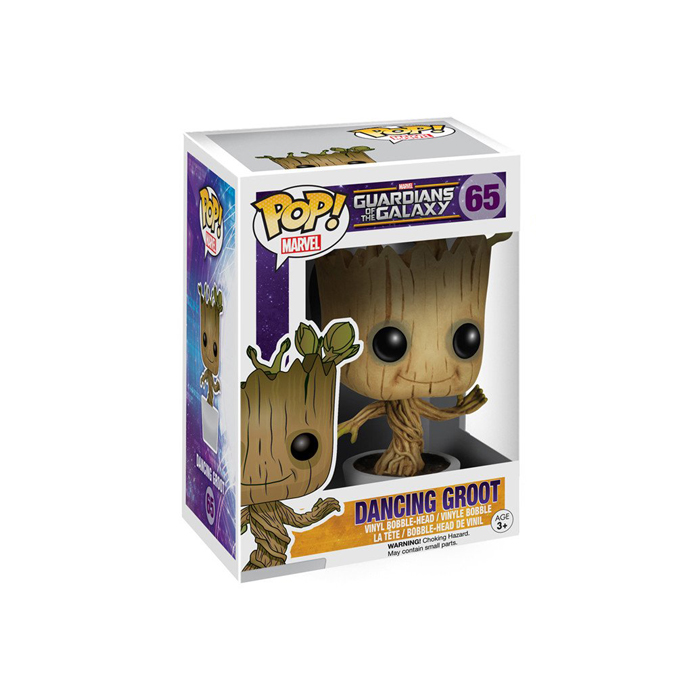Dancing Groot Funko Pop