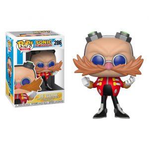 Dr Eggman Funko Pop