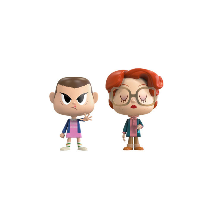 Eleven and Barb Vynl