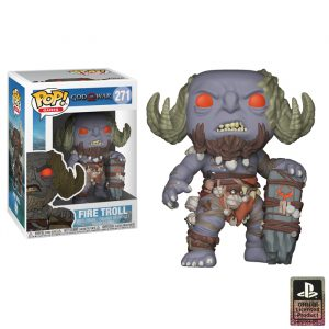 Fire Troll Funko Pop