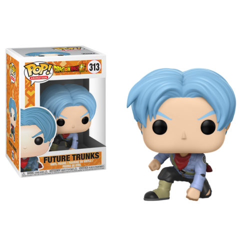 Future Trunks Funko Pop