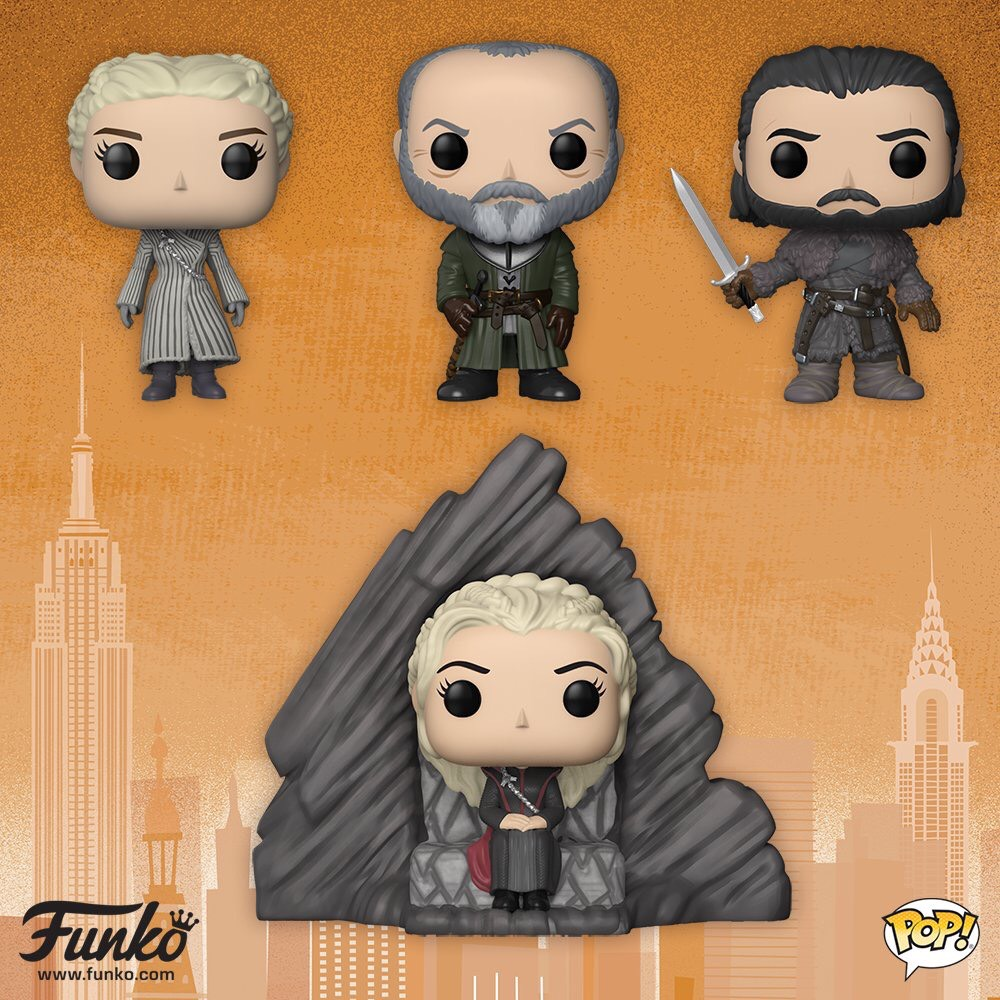 NYTF Game of Thrones Pop!
