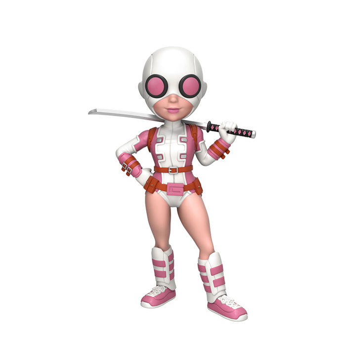 Gwenpool SDCC Rock Candy
