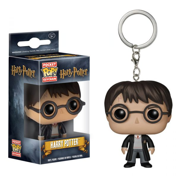 Harry Potter Keychain