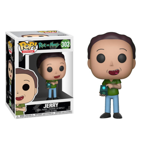 Jerry Funko Pop